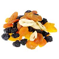 fruit en afvallen