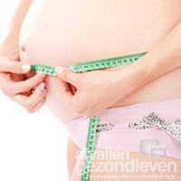 Zwangerschap-afvallen